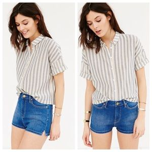 Urban Outfitters BDG Pinup Super High Rise Shorts
